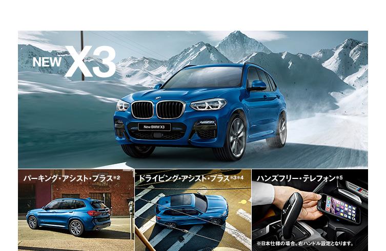 NEW X3
